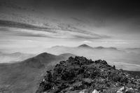 Alm - Blick von Snowdon